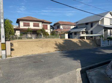 神戸市北区鳴子二丁目売り土地