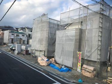 高槻市塚脇全11区画分譲地